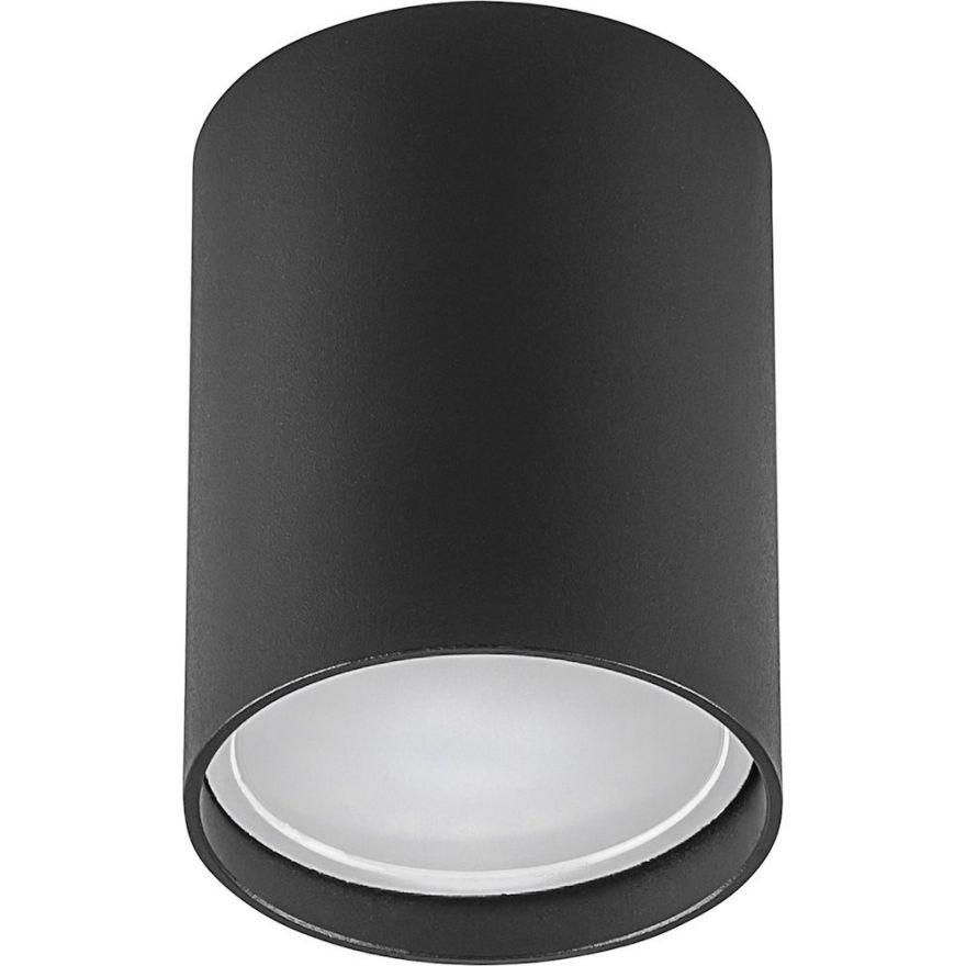 Светильник потолочный Feron ML177 MR16 20W 220V, черный