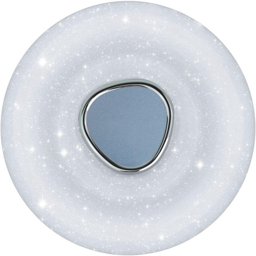 Светильник светодиодный управляемый накладной Feron AL5320 тарелка 60W 3000К-6500K белый с кантом