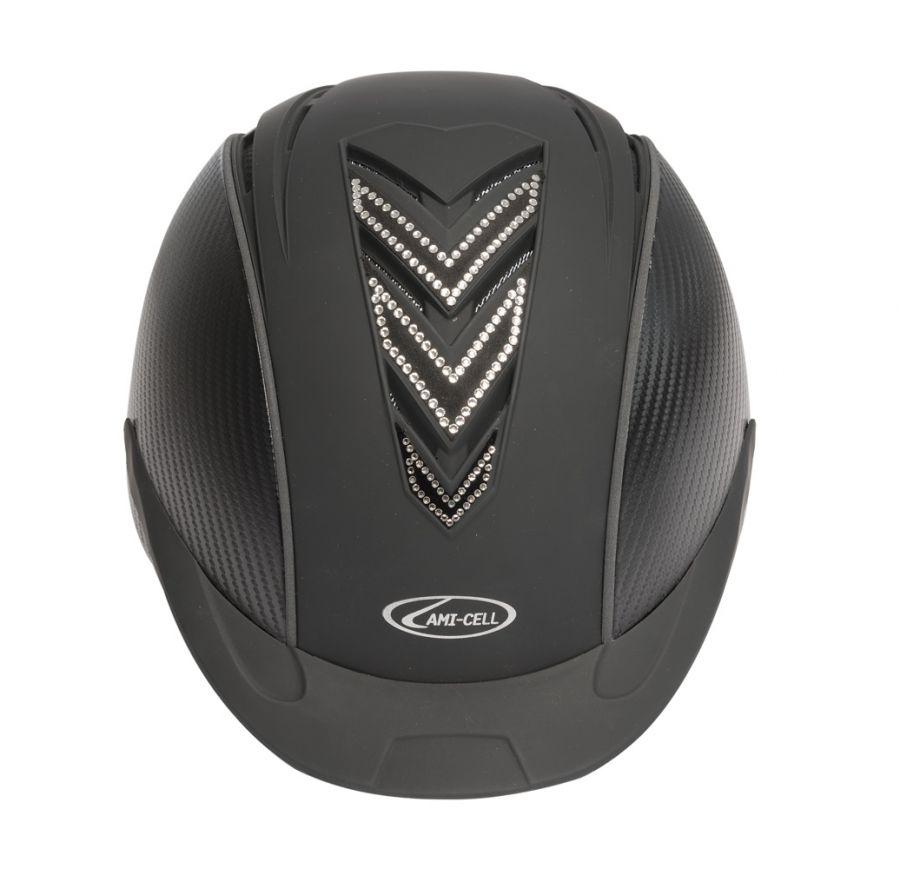 "Жокейка Lami-Cell , модель ""Swarovski Helmet"" VG1"