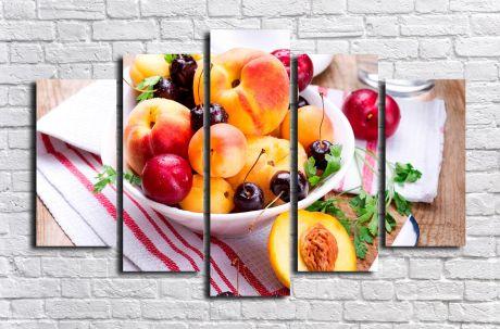 Модульная картина Для кухни 63