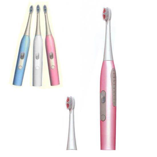 Электрическая зубная щетка со сменными головками Nanjiren Electric Toothbrush