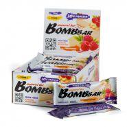 Протеиновый батончик Bombbar малиновый чизкейк  60 гр