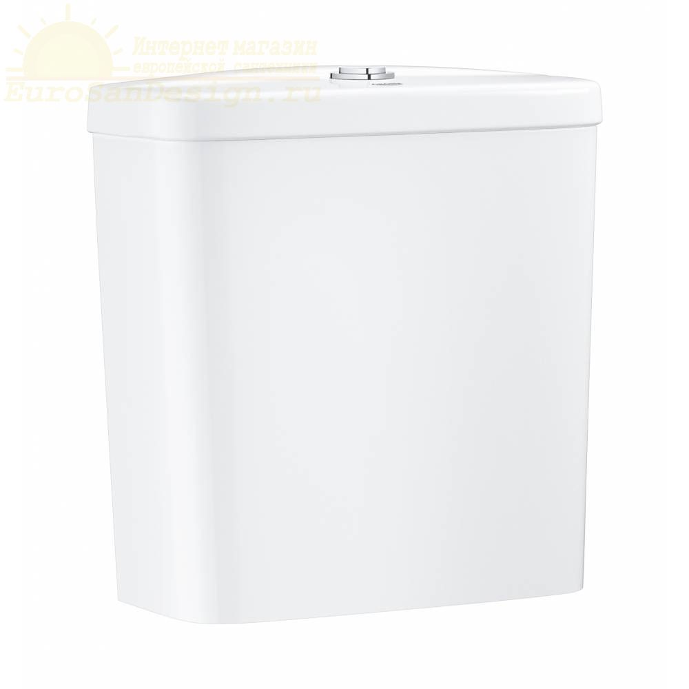 Grohe Bau Ceramic фарфоровый бачок для унитаза 39436000 ФОТО