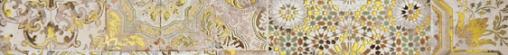 Patchwork beige border 01