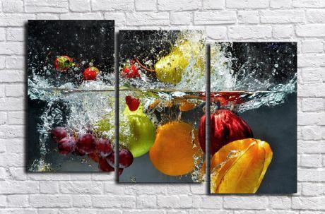 Модульная картина Для кухни 84