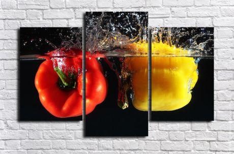 Модульная картина Для кухни 85