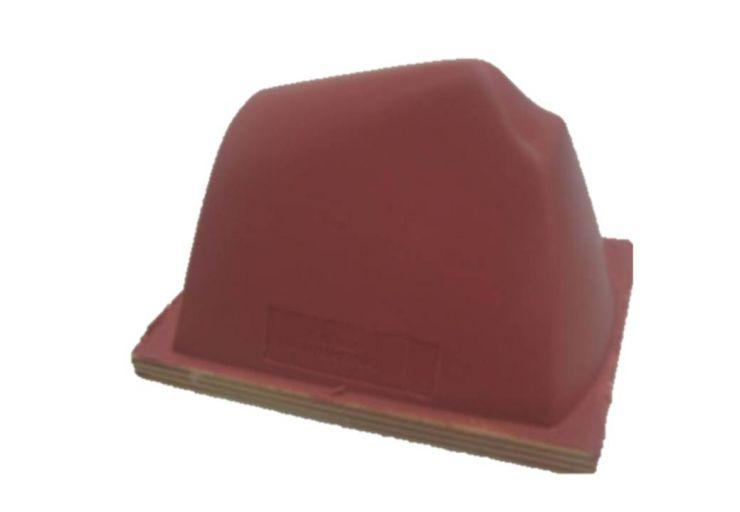 Печатный тампон DР PL02 для плинтуса (внутренний угол), 2Sh, 4Sh, 6Sh