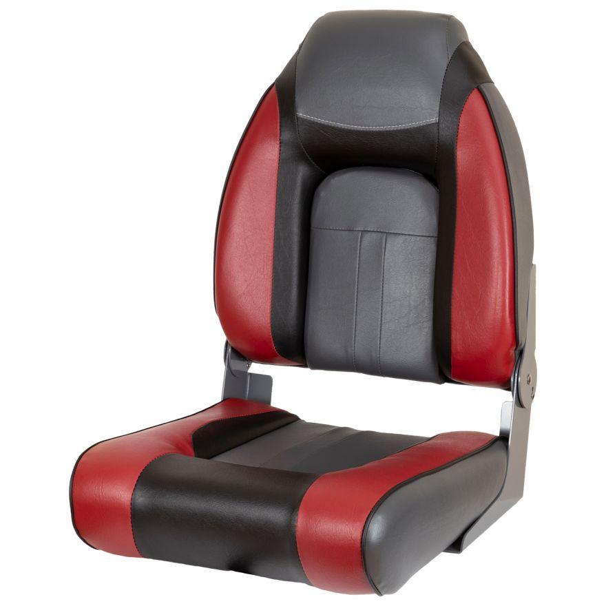 Кресло складное в лодку Premium Designer High Back