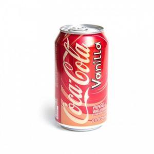 Газ. нап. Coca-Cola Vanilla ж/б 355 мл