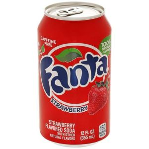 Напиток Fanta Strawberry 355 мл