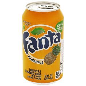 Напиток Fanta Pineapple 355 мл