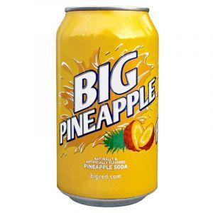 Напиток Big pineapple б/алк 355 мл ж/б
