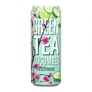 Напиток Arizona green tea cucumber & citrus 680 мл ж/б