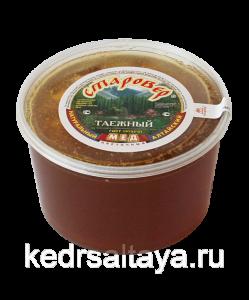 Мед Таежный 1 кг Амурская обл.