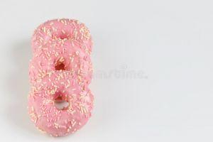 Пончик с малиновой глазурью 65гр*1 коррекс