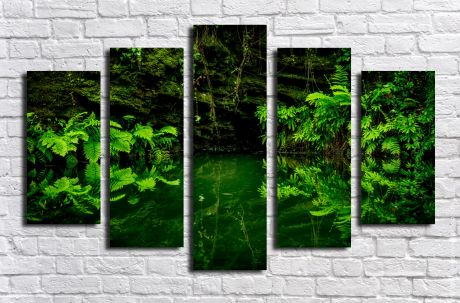Модульная картина Пейзажи и природа 7