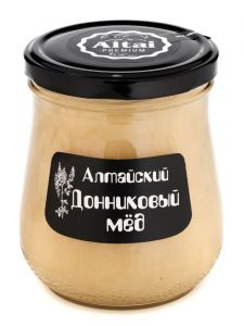 Мед донниковый 350 г Алтайский