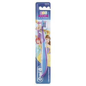 Зубная щетка ORAL B Kids(3-5) мягкая 1шт