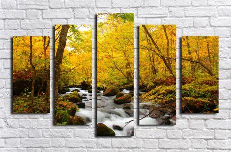 Модульная картина Пейзажи и природа 10