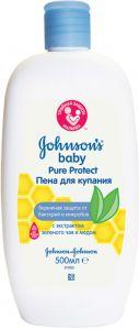 Гель-пена д/душа 300 г Pure Protect J's Baby