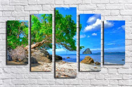 Модульная картина Пейзажи и природа 11