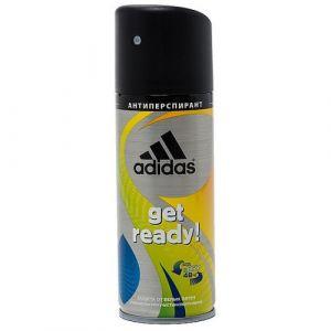 Део спрей 150 мл Adidas Get ready Муж. парфюм