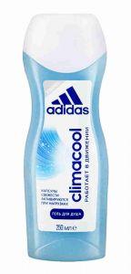 Гель д/душа жен.250 мл Adidas Climacool