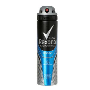 Дезодорант спрей REXONA 150мл Cobalt д/муж