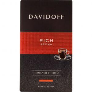 Кофе Davidoff Rich 250гр молотый