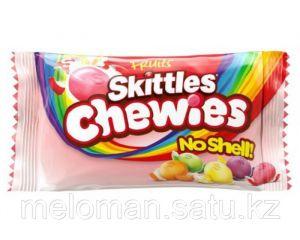 Драже Skittles Chewies 38гр