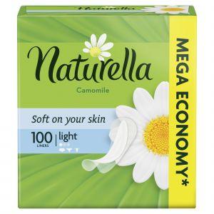 Прокладки NATURELLA на каждый день 100 шт Camomile Light
