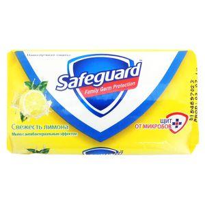 Мыло туалетное SAFEGUARD 90 гр Свежесть лимона