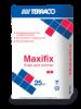 Terraco Maxifix Клеящий Состав для Керамической Плитки и Керамогранита 25кг