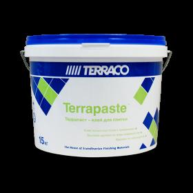 Клей для Укладки Керамической Плитки Terraco Terrapaste 15кг Дисперсионный / Террако Террапаст
