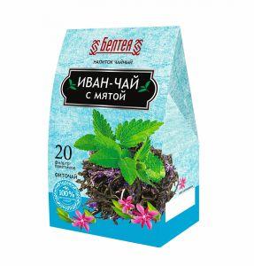 Напиток чайный Иван-чай 1,2г*20 пак. Мед