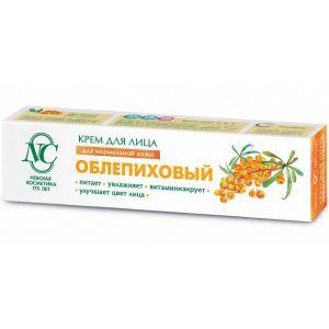 Крем д/лица Облепиховый д/норм.кожи 40мл НК