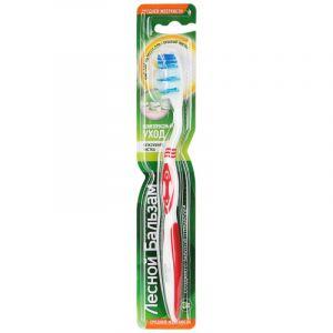 Зубная щетка комплексный уход средняя Лесной бальзам