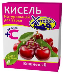 Кисель 180гр Абрикос Бабушкин Хуторок