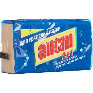 Мыло хоз АИСТ 2в1 150 гр д/удаления пятен