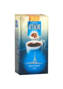 Кофе Аttache французская обжарка молотый 250 гр.