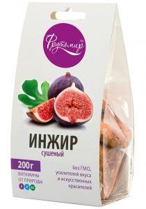 Персик сушеный вяленый 200г (Фрутовит)