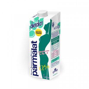 "Молоко ультрапастер. витаминиз 1 л ""Диеталат"" Пармалат без з.м.ж."
