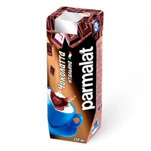 "Молочный коктейль 0,25 л Чоколатта ""Пармалат"""