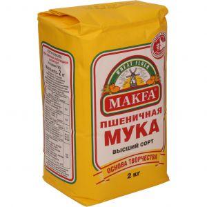 Мука Макфа 1 кг в/с