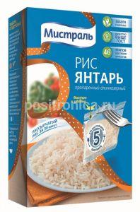 Рис Янтарь 5 кг Мистраль