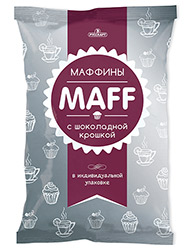 Кексы Маффины Мафф с изюмом 330г