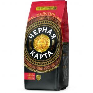 Кофе Арабика Черная Карта 500г (молотый)