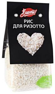 Рис Карнароли для ризотто 350г BRAVOLLI
