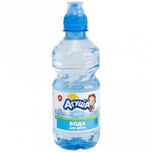 Вода Агуша 0,33
