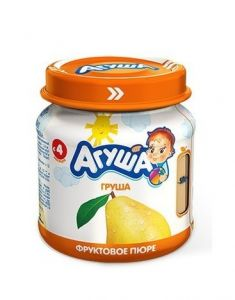 Пюре Агуша 115 гр